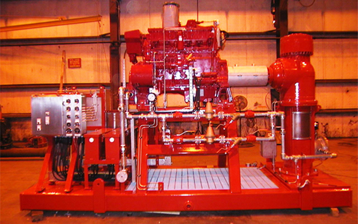 Fisher Energy Multi-Stage Pumps